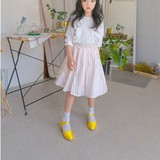 Rainbowストライプスカート・JPSSK05