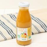 【有機スムージー】オーガニック オレンジ&マンゴ スムージー(250mll瓶)[ヴィタモン]