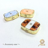 【Notle】★NEWシリーズ★Accessory case