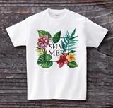 【限定特価】サマーグラフィックTシャツ!!type-A