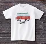【限定特価】サマーグラフィックTシャツ!!type-E