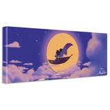 【アートデリ】アラジンの壁掛けアート インテリア 雑貨 ディズニー dsny-w-1701-03