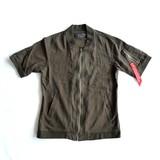 2017 S/S Short Sleeve Shirt Jacket