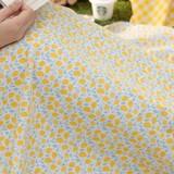 【生地】【布】【コットン】Honey Lemon  デザインファブリック★50cm単位でカット販売