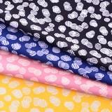 Fabric Half Half Cut Closs Nappi