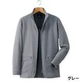 メンズ/麻混楊柳シャツジャケット