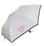 ◆新作◆ 【リールリール・ガールズ】子供用折りたたみ雨傘 スポカジストライプ