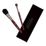 <ヘルシー&ビューティ><化粧筆>熊野の化粧筆2本セット Bタイプ(モミジ柄) K2-B-M