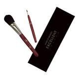 <ヘルシー&ビューティ><化粧筆>熊野の化粧筆2本セット Aタイプ(モミジ柄) K2-A-M