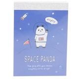 Space Panda Small Memo Pad