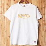 【2017SS新作】BEN DAVIS 刺繍 半袖Tシャツ