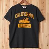 【2017SS新作】BEN DAVIS プリント 半袖 Tシャツ