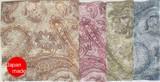横浜シルクプチスカーフ 4055-6033 【日本製】ペイズリー