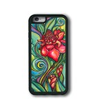 Colleen Wilcox iphoneケース (Torch Ginger)