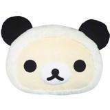 【リラックマ】フェイスクッション(コリラックマ)★パンダでごろん★[403829]
