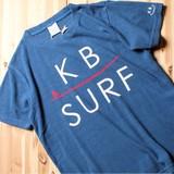 【2017SS新作】【即納商品】ナノテック加工 カイルアベイ パイル SURF 半袖Tシャツ