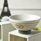 Rice Japanese Tea Cup Green MINO Ware