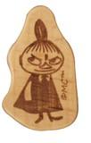 【ムーミン】 木製箸置き (ミィ)