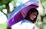 晴雨兼用折りたたみ傘 99.9%