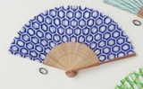 日本の伝統柄扇子