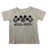 【2017年春夏新作】HEADROCK Tシャツ<即納>