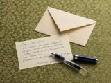 【G.ラロ】ウ゛ェルジェ・ド・フランスカード封筒セット デックルエッジ