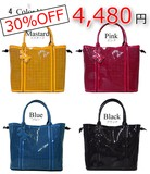 Square Cow Leather Enamel Bag Genuine Leather