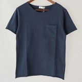 ピグメントバイオウオッシュ半袖Tシャツ