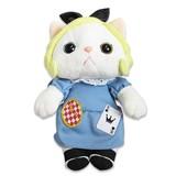 【choo choo】猫 アリス ぬいぐるみ Mサイズ