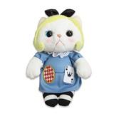 【choo choo】猫 アリス ぬいぐるみ Sサイズ