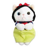 【choo choo】猫 白雪姫 ぬいぐるみ Mサイズ