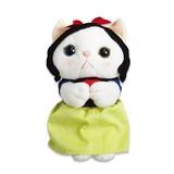 【choo choo】猫 白雪姫 ぬいぐるみ Sサイズ