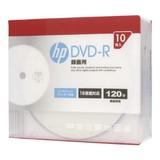 <レジャー><AV機器>hp 録画用DVD-R スリム10P DR120CHPW10A