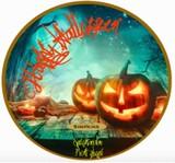 ★先行受注・ハロウィン2017★【 SIMPKINS/シンプキン 】ジャックランタン缶 (Mix Fruit)