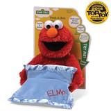 【GUND】セサミストリート -Peek A Boo Elmo-