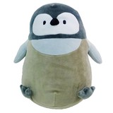 Penguin Puffy Cushion Animal