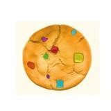【スクイーズ】ぷにぷにマスコット(ソフトクッキー/カラフルプレーン)[616326]