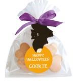【先行受注】ハロウィン クッキー コウモリ