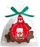 【先行受注】クリスマス クッキー サンタ
