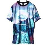 【2017SS】【即納商品】昇華転写半袖Tシャツ