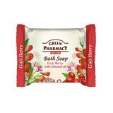 Elfa Pharm Green Pharmacy グリーンファーマシー Bath Soap Goji Berry with Almond Oil