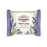 Elfa Pharm Green Pharmacy グリーンファーマシー Bath Soap Lavender with Flaxseed Oil