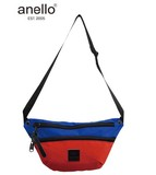 anello Polyester Twill Retro Outdoor Good Shoulder Bag