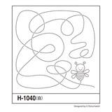 花ふきんH-1040 Bee (ビー)