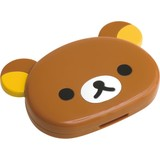 【リラックマ】コンパクトミラー(リラックマ)★ダイカットケアアイテム★