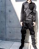 Japanese Symmetric Cut Stretch Shirt