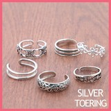 【SILVER】トゥリング