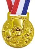 3D合金メダル アニマルフレンズ 1739