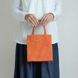 【日本製】福島の刺子織 ミニバッグ