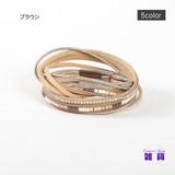 【2017 夏】【雑貨】ブレス アンクレット ラインストーン ブレス cd010375